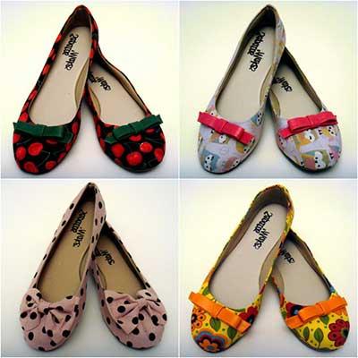 preços de calçados