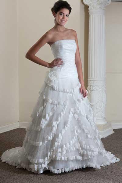 modelos de vestidos de noiva baratos