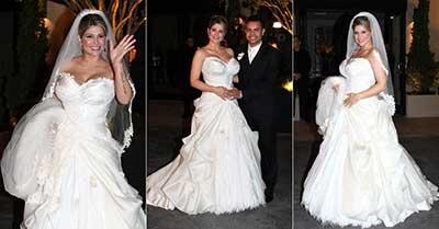 fotos dos vestidos das celebridades