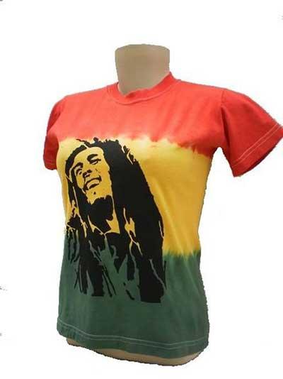 Imagens de Camisetas de Reggae