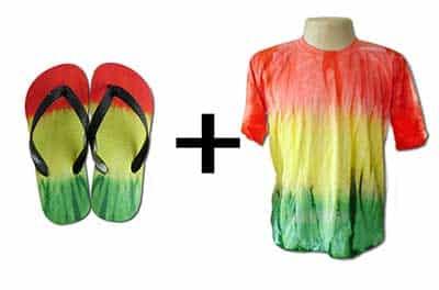 Fotos de Camisetas de Reggae