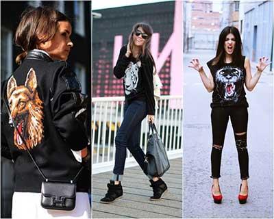 modelos de camisetas alternativas
