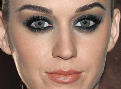 olho cinza