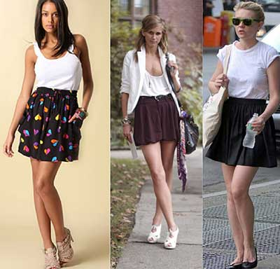 Tendências de Moda para Baixinhas