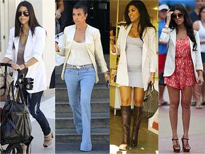 modelos de blazer