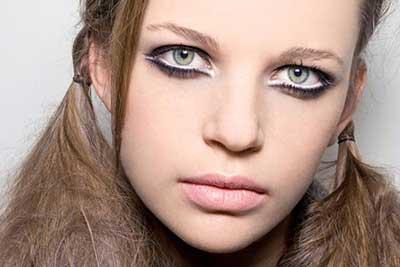 olho branco