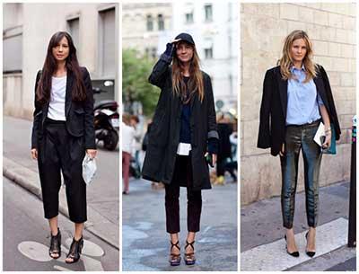 imagens de calças cropped