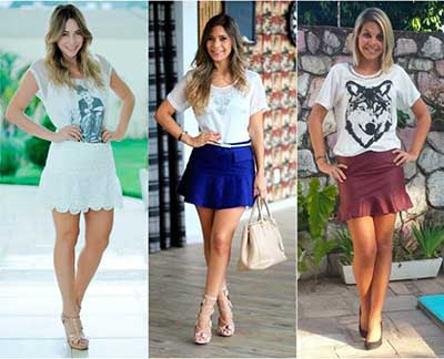 imagens de saias