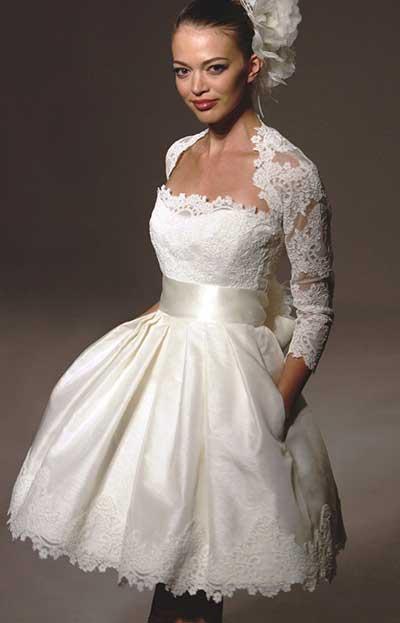 foto de vestido de noiva