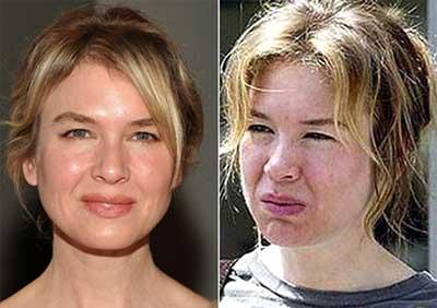 imagens de famosas sem maquiagem