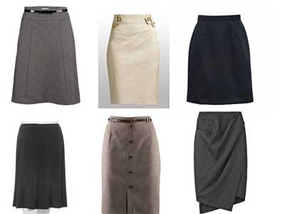 imagens de saia secretária