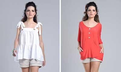 modelos de blusinhas femininas