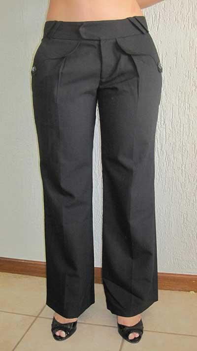 imagens de calças de alfaiataria