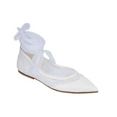 sapatilhas brancas