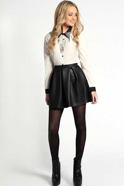 Modelos de Skater Skirt