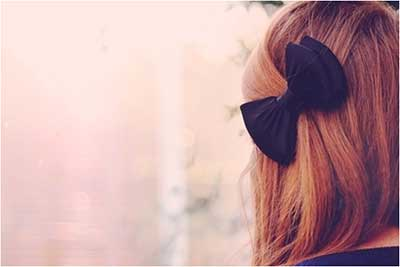 laços para cabelos