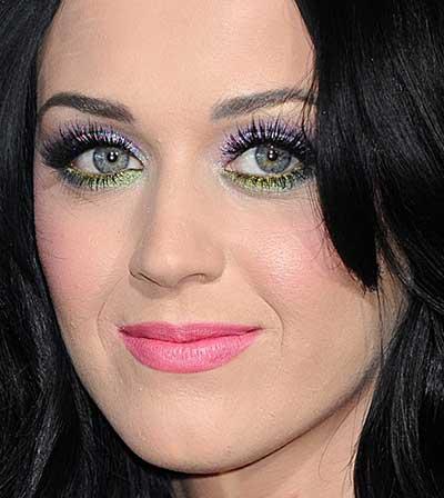 maquiagem das famosas