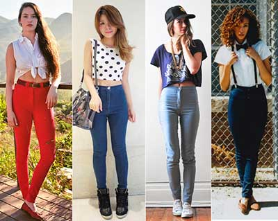 looks femininos com calça