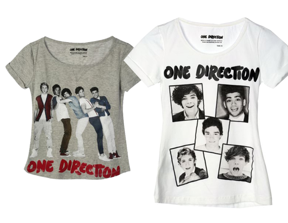 Fotos de Camisetas One Direction