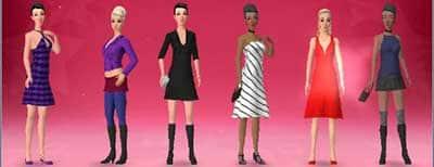 fotos de jogos de estilistas