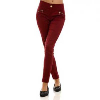 calças social feminina