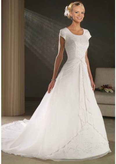 Vestidos de Noiva Simples 2016: Fotos, Dicas, Modelos