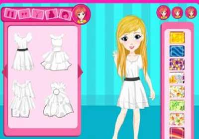 imagem de game de estilista