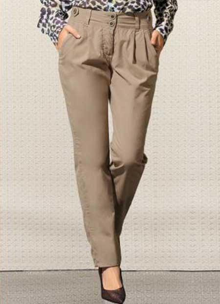 dicas de como usar calças bege