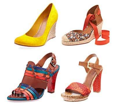 dicas de calçados arezzo