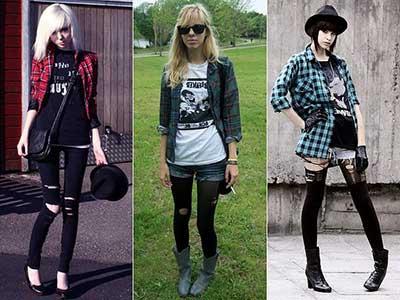 camisetas de banda femininas