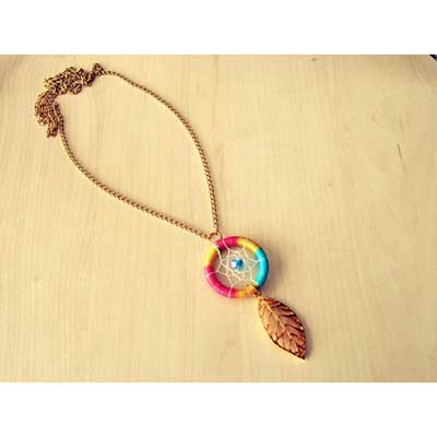 modelos de colares hippies
