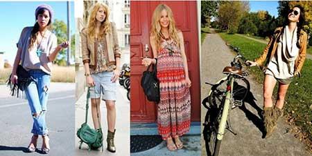 roupas ciganas