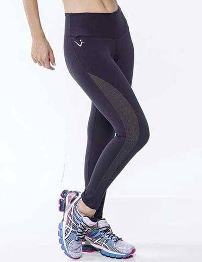 Modelo de Legging Fitness