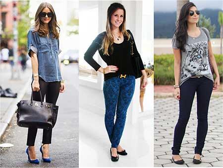 691caa59a com calça jeans. roupas femininas. roupas femininas