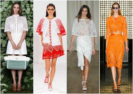 muito quente no mundo da moda