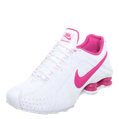 cb9b4f18d9f ... discount code for tenis nike shox branco e rosa ae883 ad470 ...