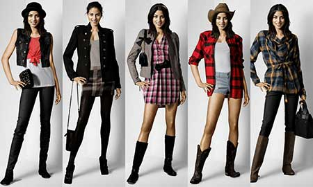 sugestões da moda country