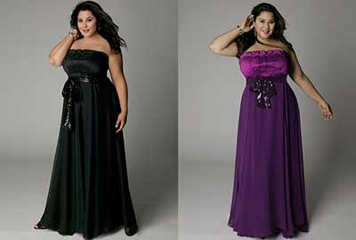 roupas da moda plus size