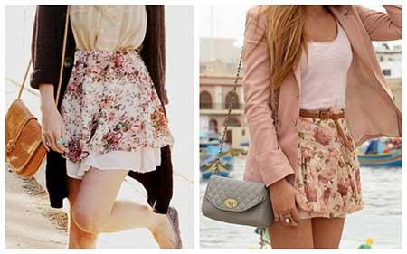 imagens de saias curtas