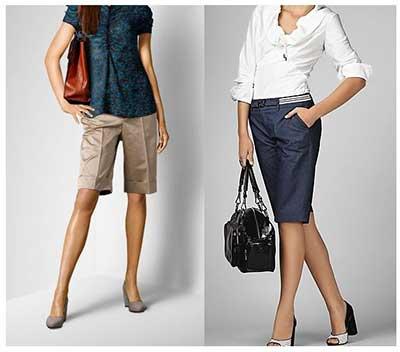 short social da moda