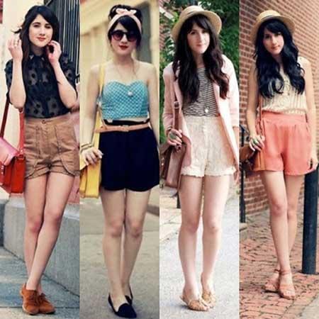 looks femininos de verão