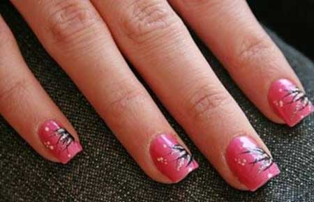 decoração de unhas