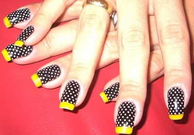 imagens de nail art