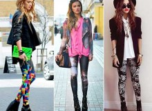legging estampada