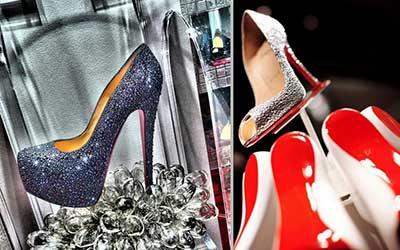 Sapatos Louboutin