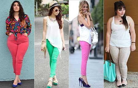 looks femininos com calças