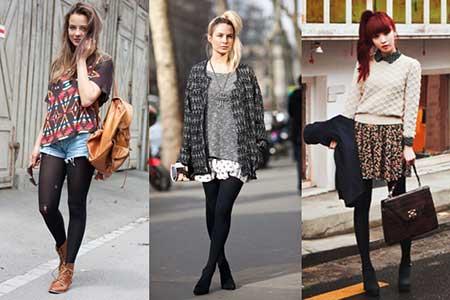 fotos de looks com calças