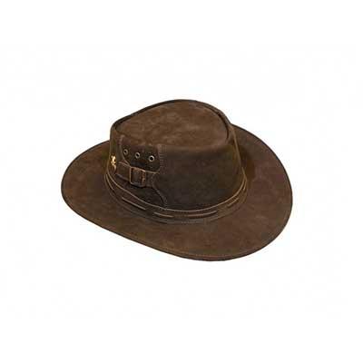 imagens de chapéis de couro