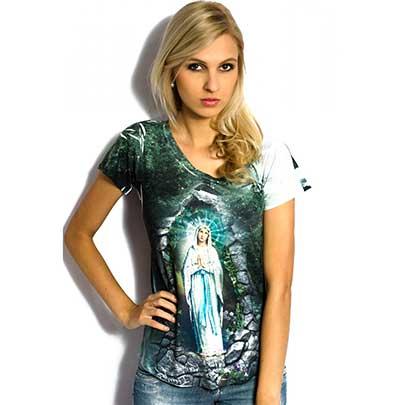 modelos de camisetas católicas