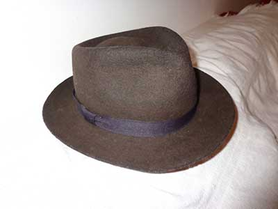 modelos de chapéis de couro